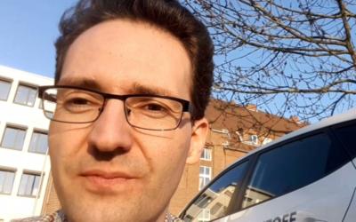 Wir sind die LEA: Oliver Eich, Geschäftsstelle H2BZ – Initiative Hessen e.V.