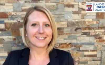 Wir sind die LEA: Evelyn Kierek, Prozesskoordinatorin