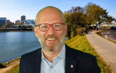 Wir sind die LEA: Matthias von der Malsburg, Themenfeldleitung Energie