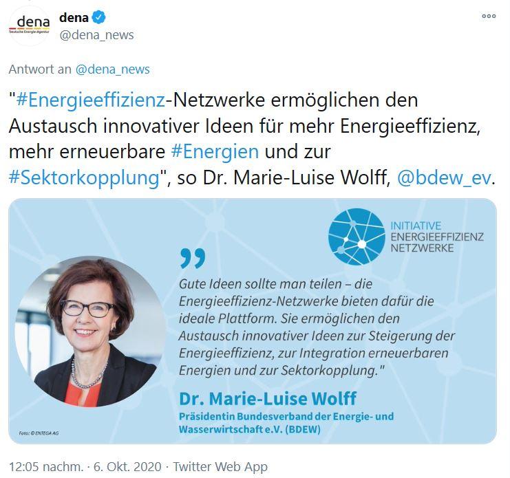 Zitat von Dr. Marie-Luise Wolff