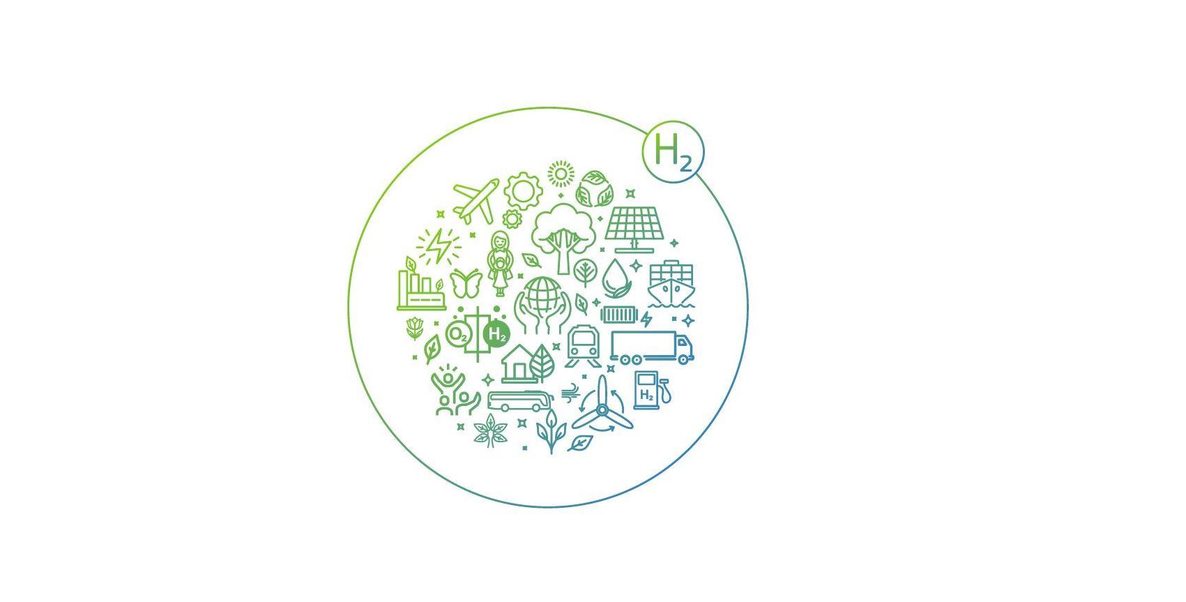 Logo: European Clean Hydrogen Alliance