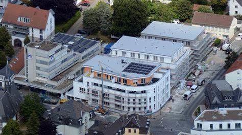 Neubau Volksbank Butzbach